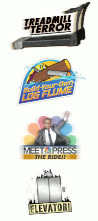 "Target, Budget, and Http: TREADMILL  TERROR   0  LOG FLUME   MEETTHEPRESS  THE RIDE!! <blockquote> <p>&ldquo;S<span>tock in Six Flags fell almost ten percent yesterday after it suffered a huge drop in attendance over the last year. As a result, Six Flags has had to cut back a little bit, so some of their new rides are <a href=""http://www.nbc.com/the-tonight-show/segments/8891"" target=""_blank"">a little low budget</a>&hellip;&rdquo;</span></p> </blockquote>"